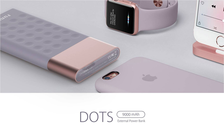 dots power bank