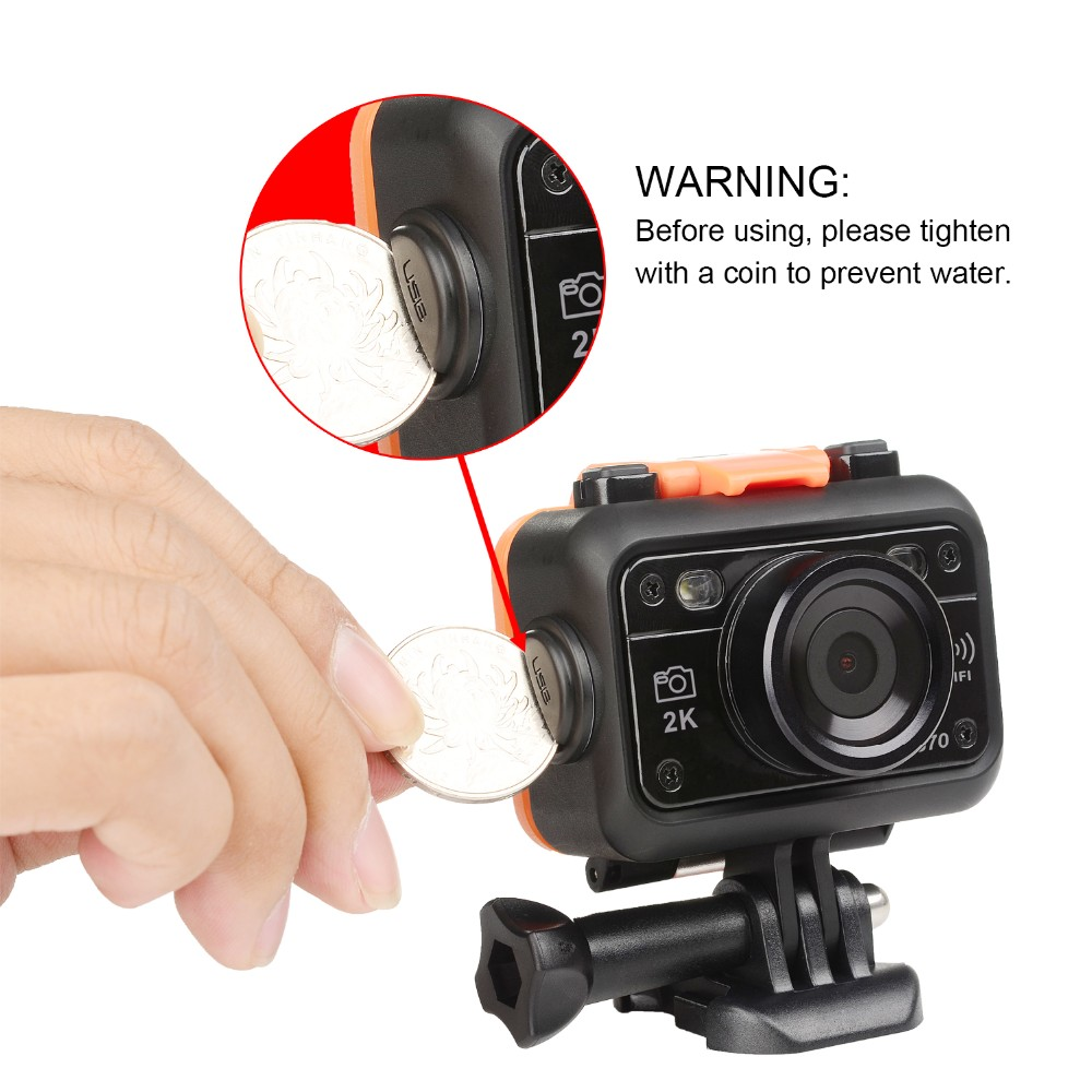 SOOCOO PS2 1-axis Action Camera Stabilizer