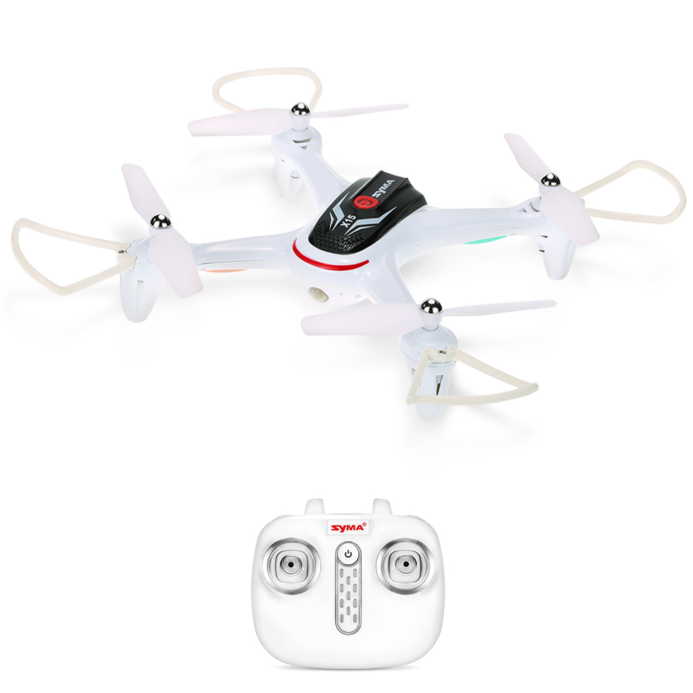 Syma X15W Wifi Headless Mode Drone with FPV 720P HD Camera