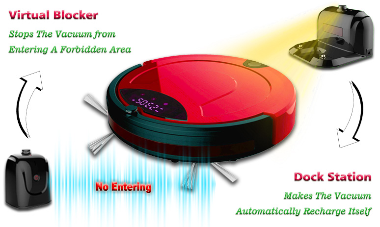 smart robotic cleaner