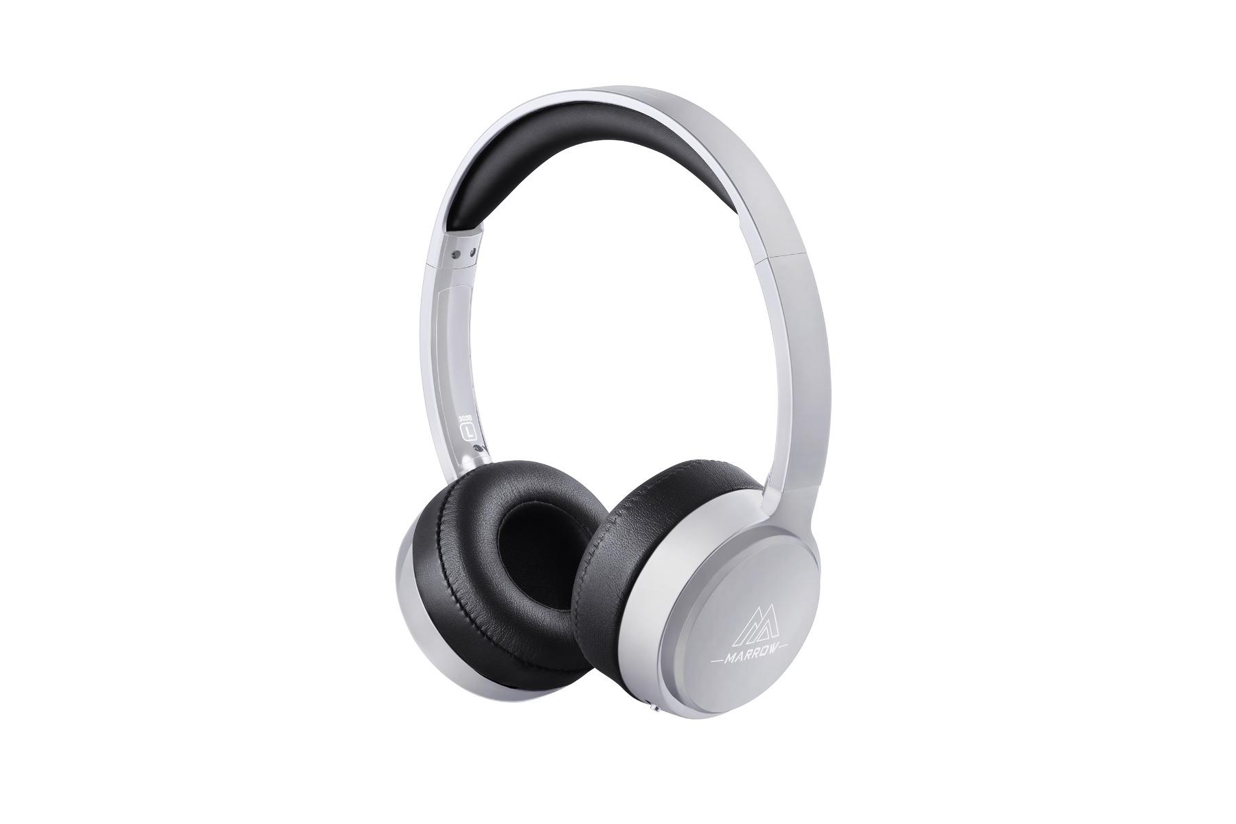 MARROW 303B Wireless Bluetooth Headphones with Mic Headband