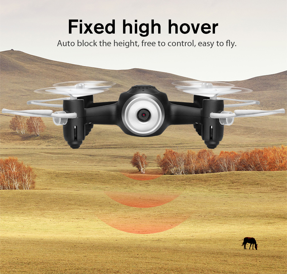 real time transmission quadcopter
