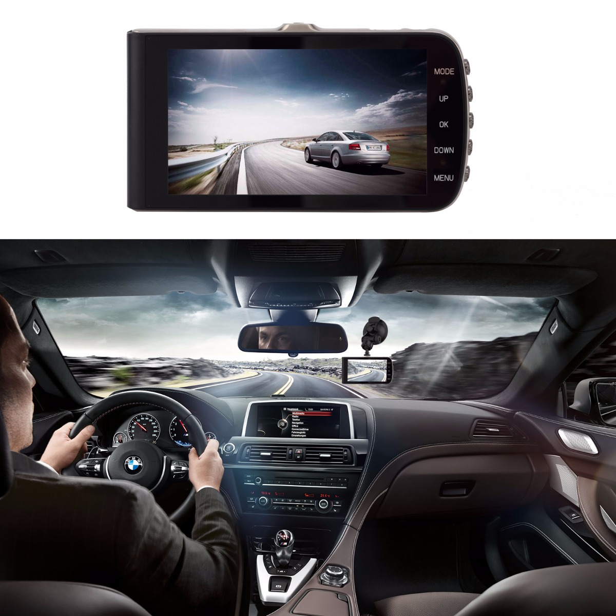 full hd car dvr 1080p