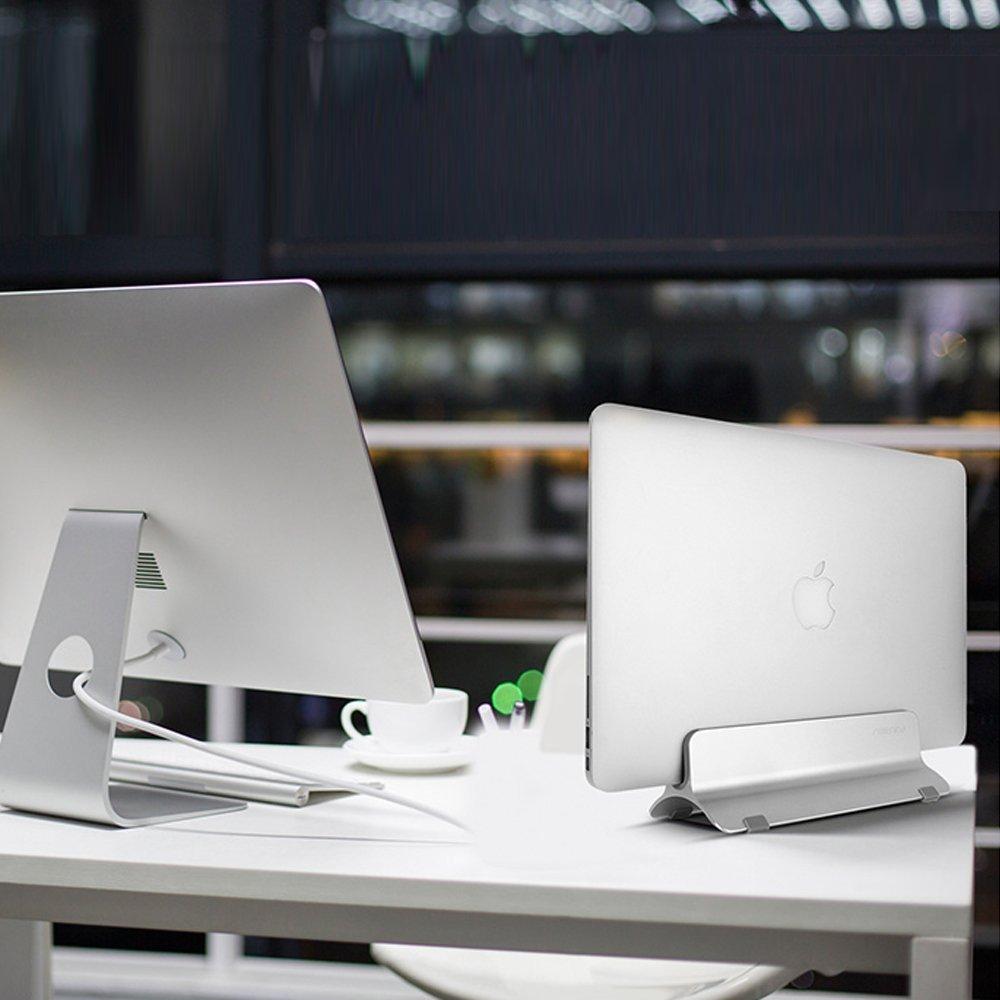Seenda IPS-Z28 Aluminum Universal U-cradle Vertical Laptop Stand
