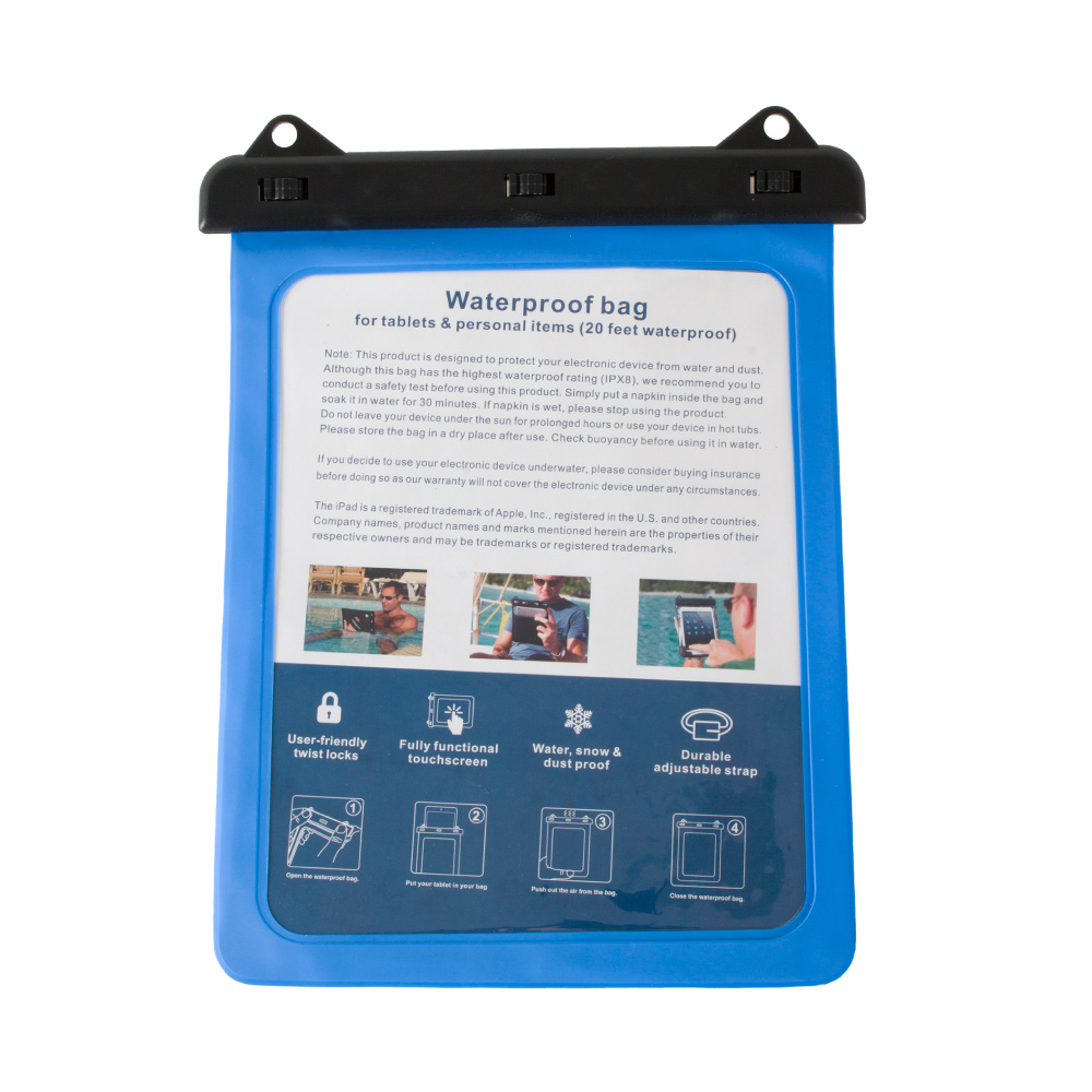 Universal Mini Waterproof Bag for iPad Mini Series