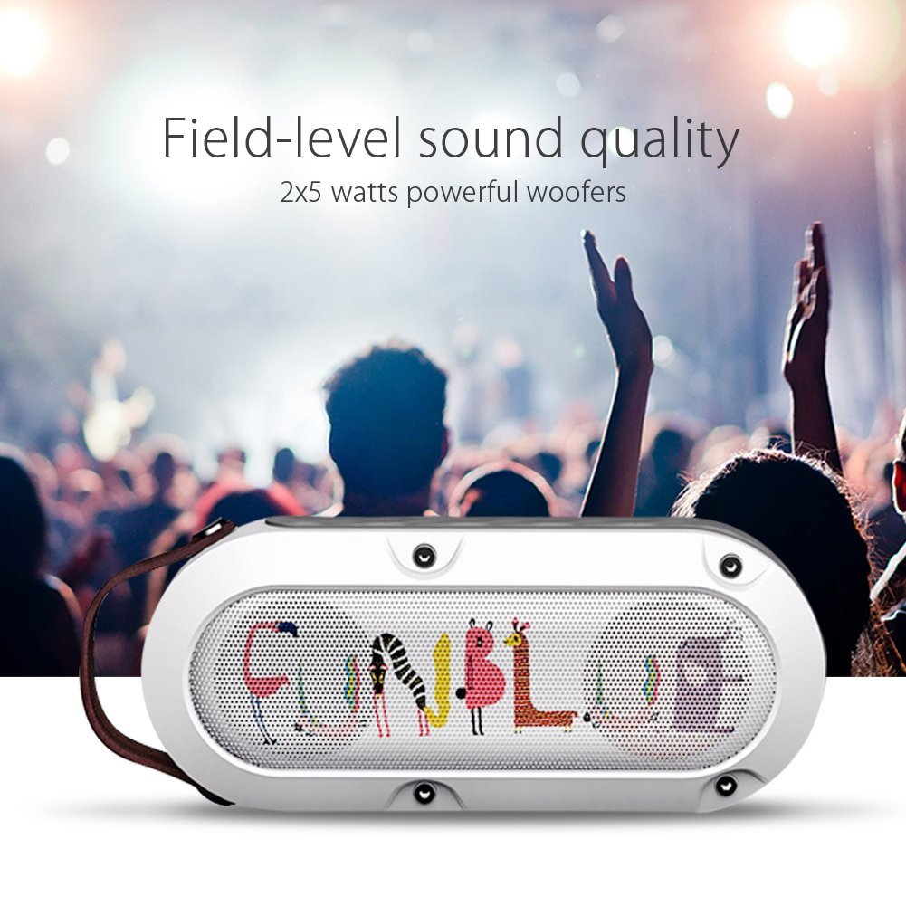 funblue bluetooth speaker