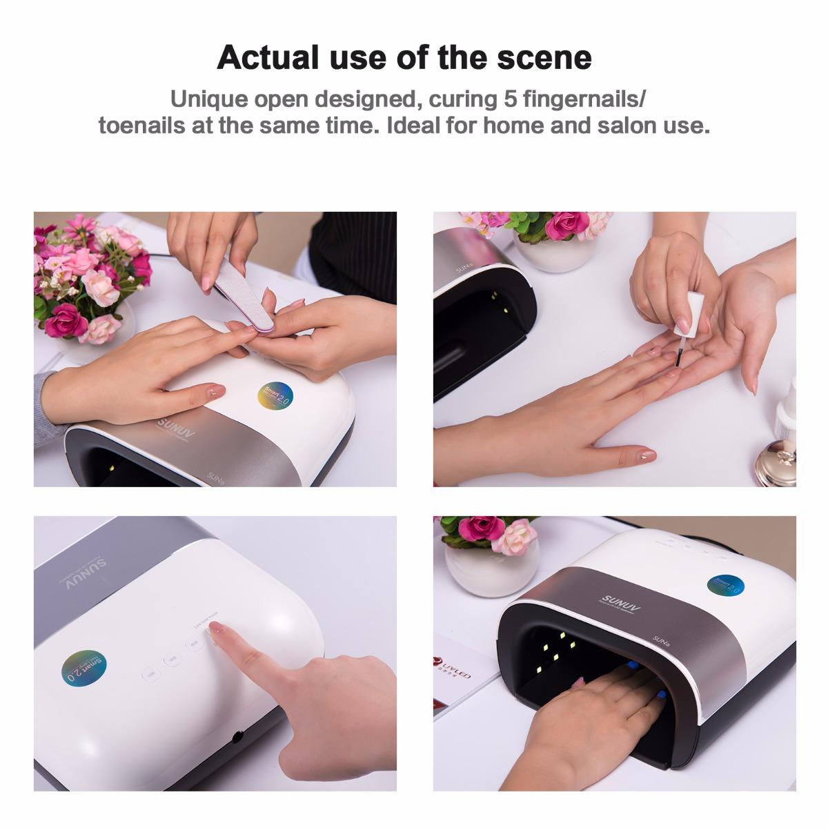 smart nail lamp