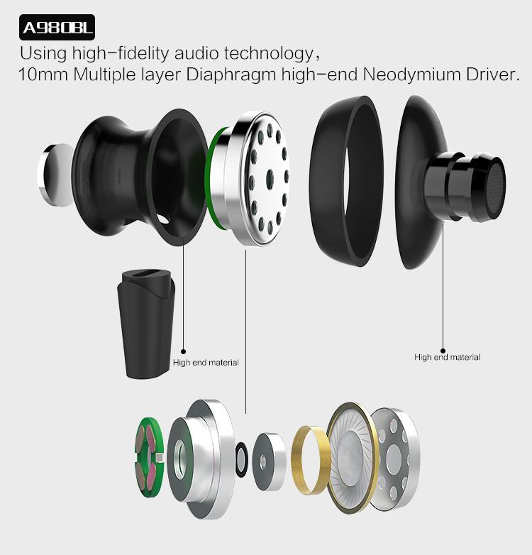 sport earphone