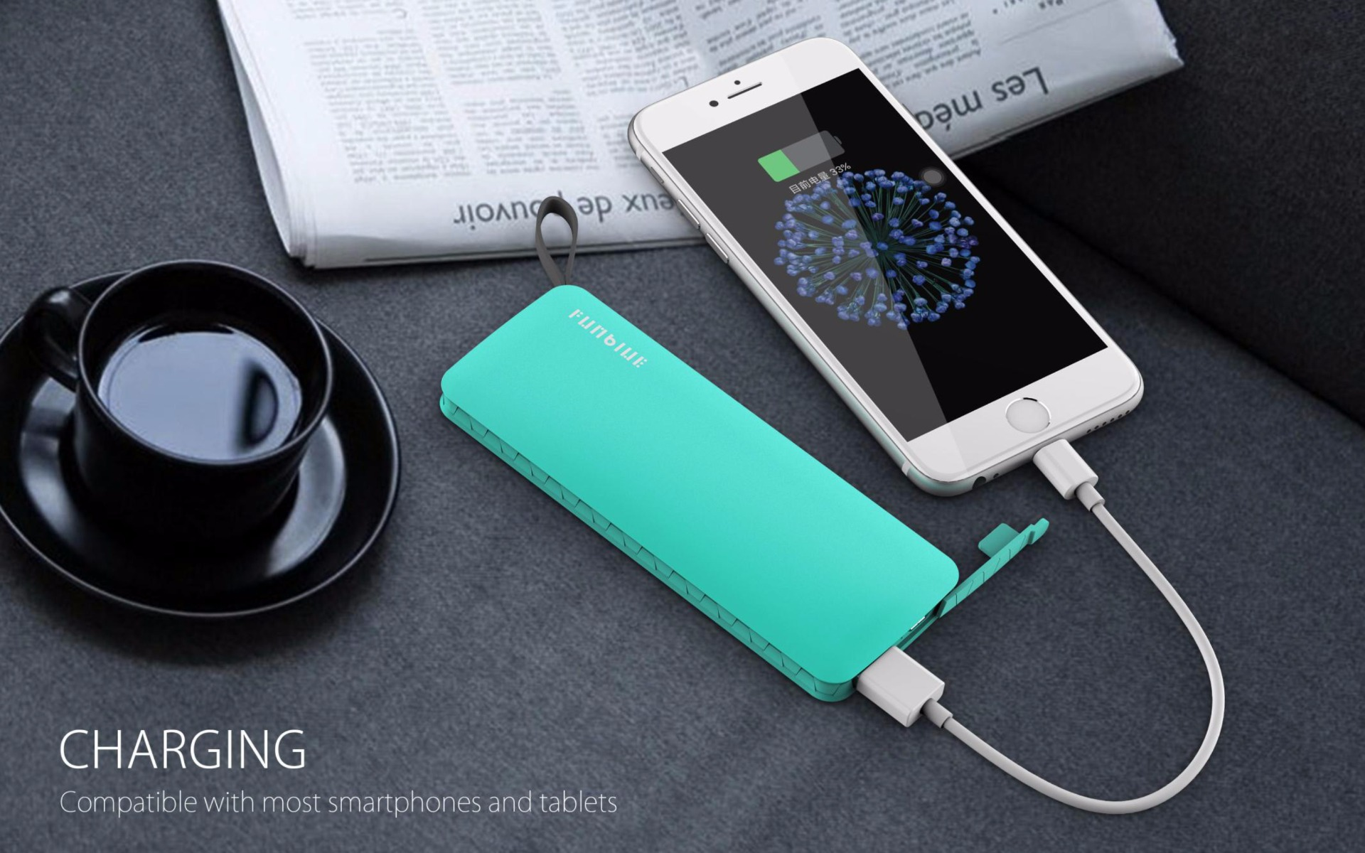 thin power bank