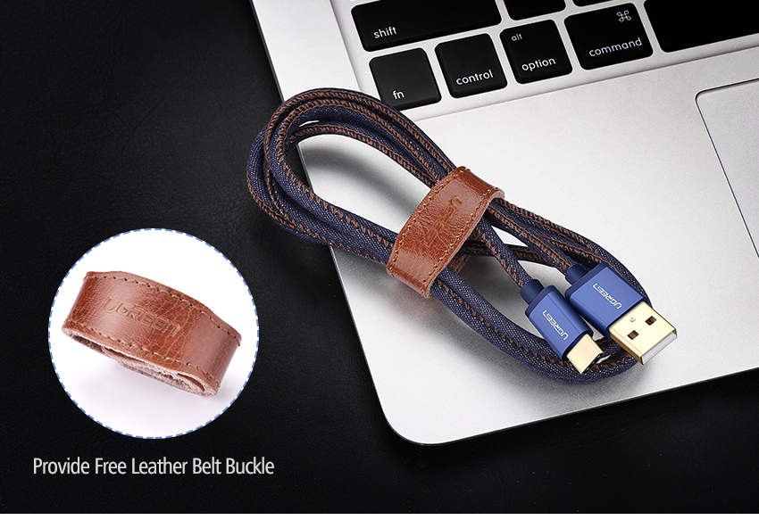 denim charge cable