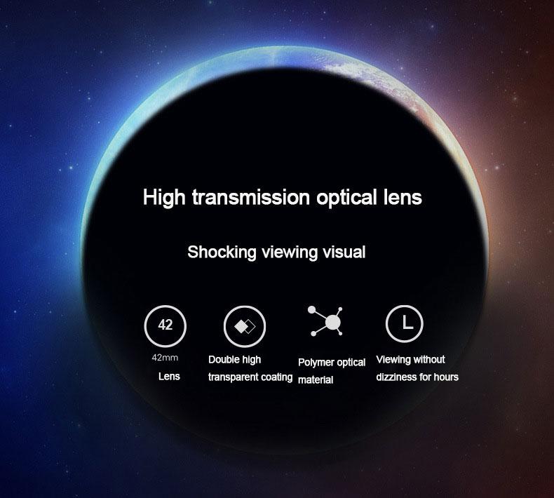virtual 3d glasses