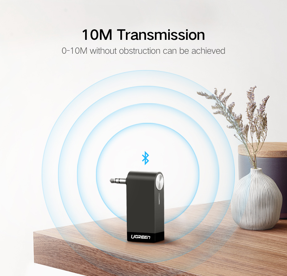 3.5mm bluetooth receiver