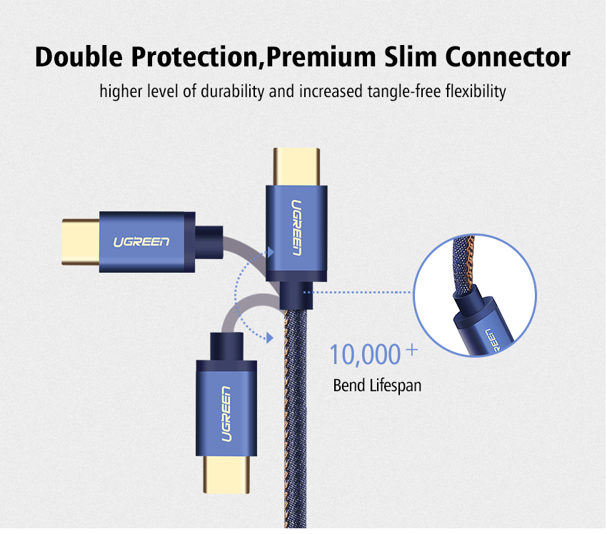 flexible data cable