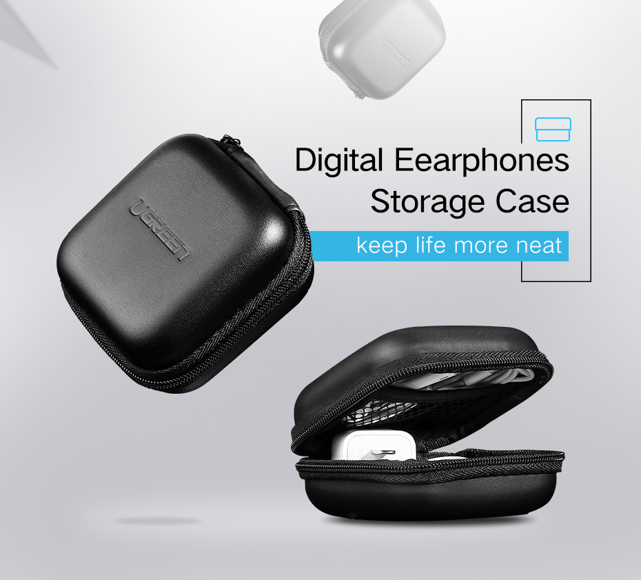 portable earphone bag