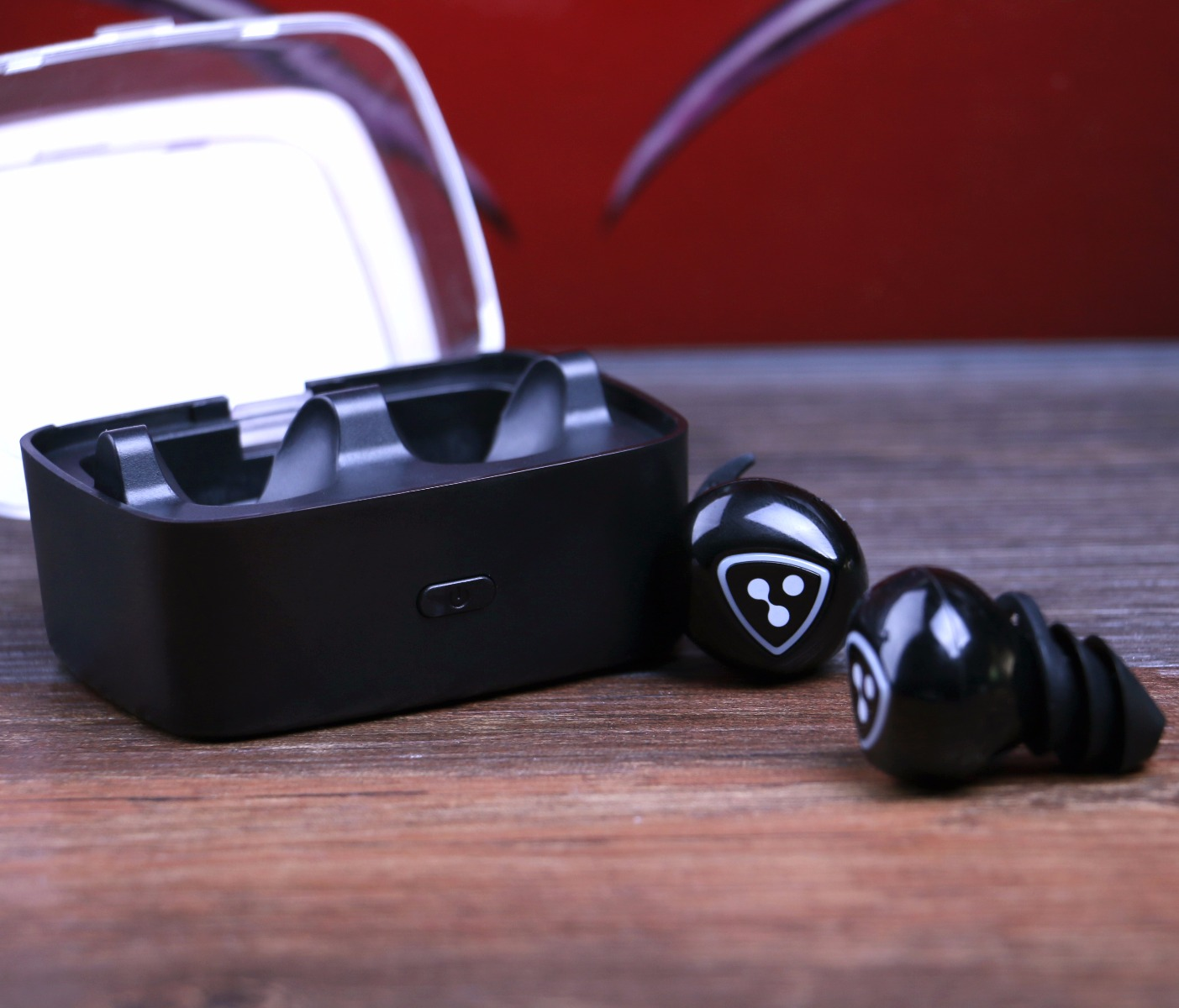 Syllable D900S Wireless Bluetooth earbuds with Noise Cancelling