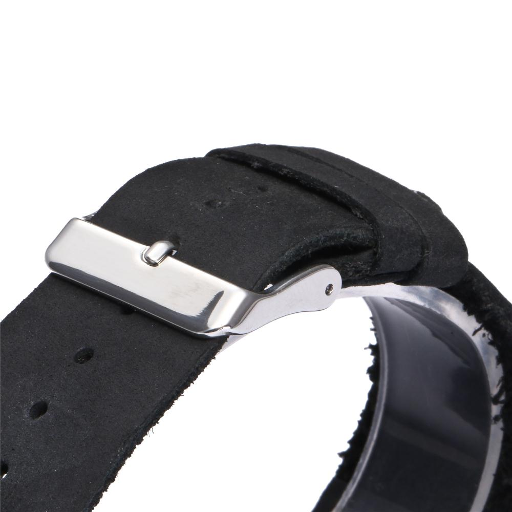 Redear SJ1448-4 Wooden Quartz Watch-Men Ebony