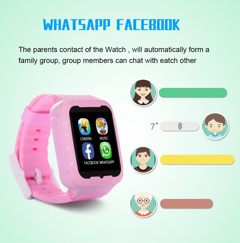 touch screen watch