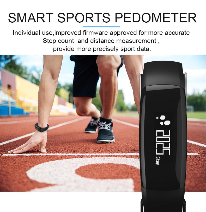 p6 sports pedometer