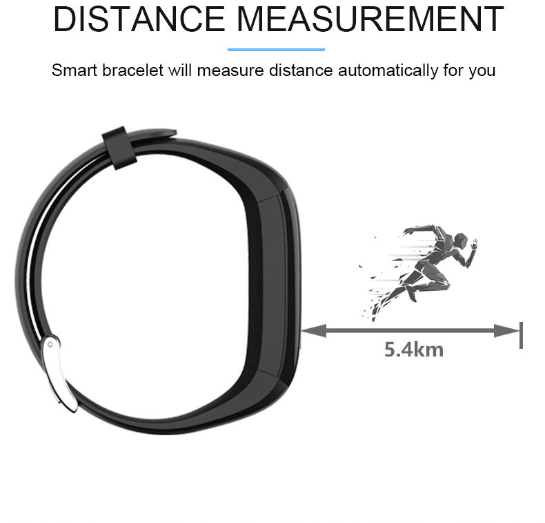 jsk p6 smart bracelet