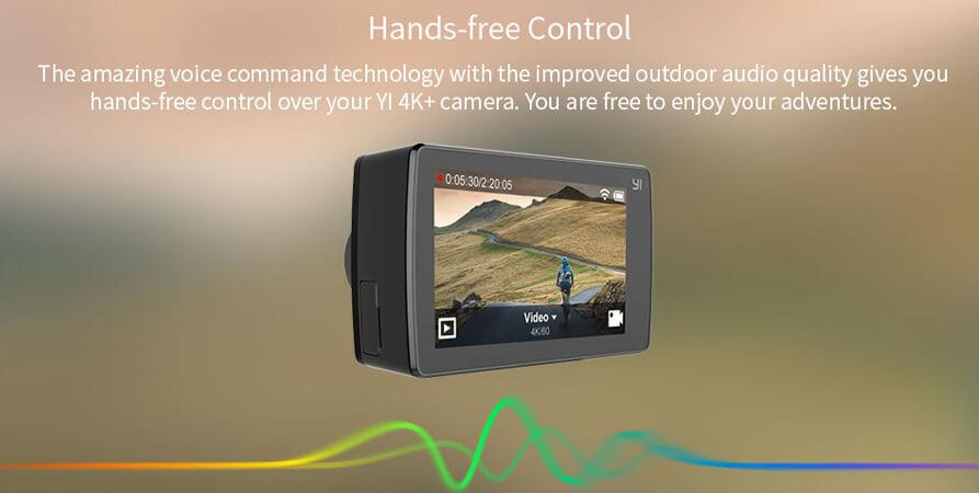 4k+ action camera
