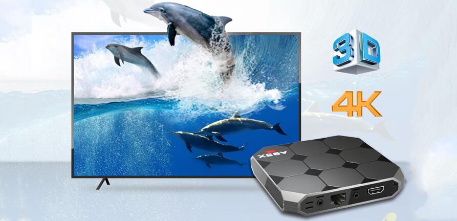 a95x r2 smart tv box
