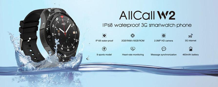 allcall w2 smartwatch