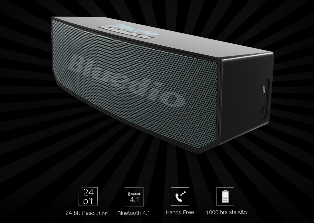Bluedio BS-5 Speaker Review | Let the Music Around Your