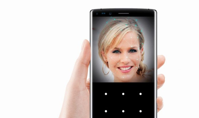 facial unlock phone