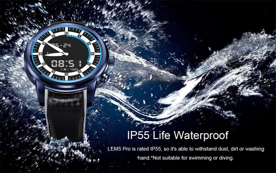 lem5 pro 3g smartwatch