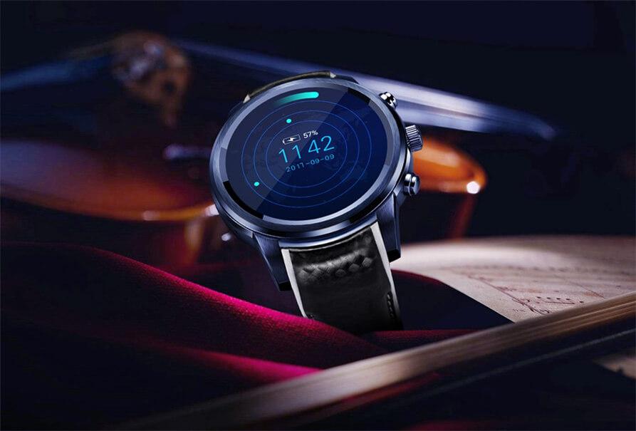 lemfo lem5 pro smartwatch