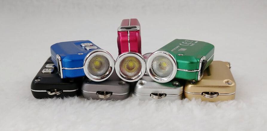 nitecore tini 380 lumens flashlight