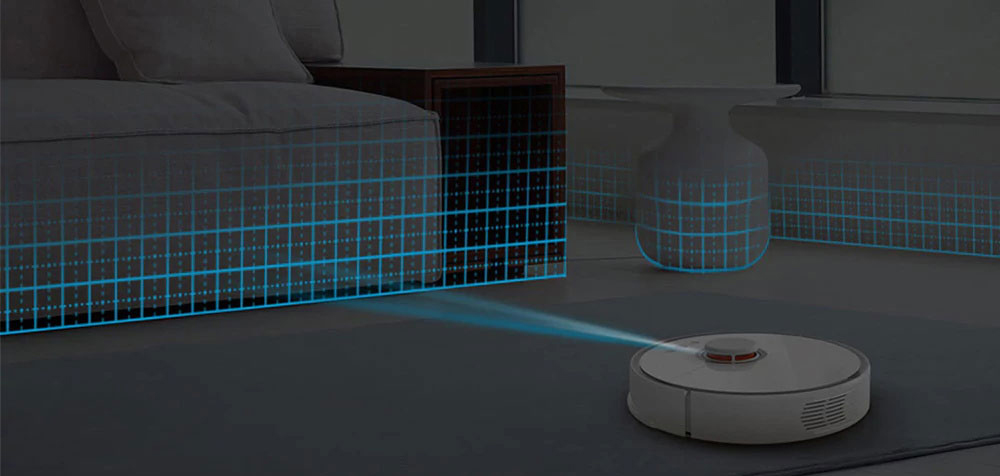 Roborock S50 Smart Robot Vacuum Cleaner Gets You Rid of