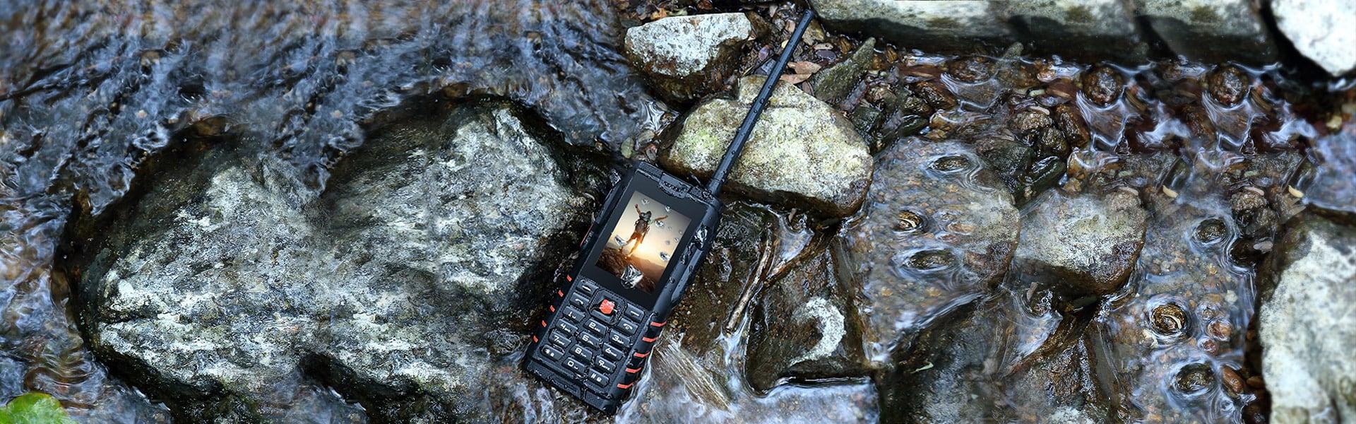 waterproof outdoor phone