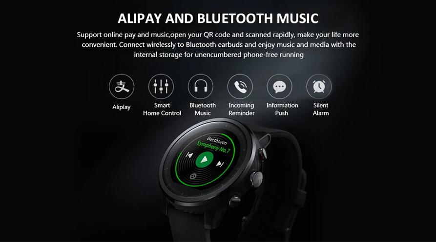 xiaomi amazfit 2s sports smartwatch