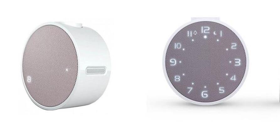 xiaomi bluetooth music clock