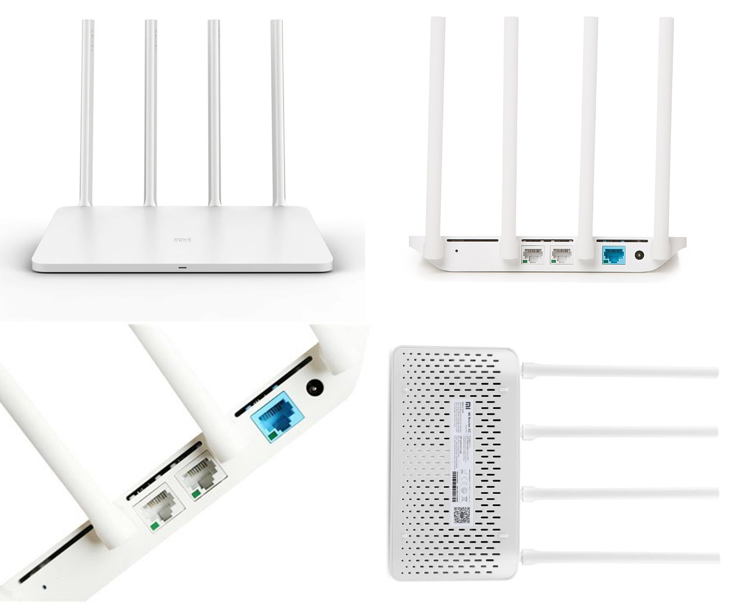 Xiaomi Mi Router 3c The Most Powerful Four Antennas Wifi