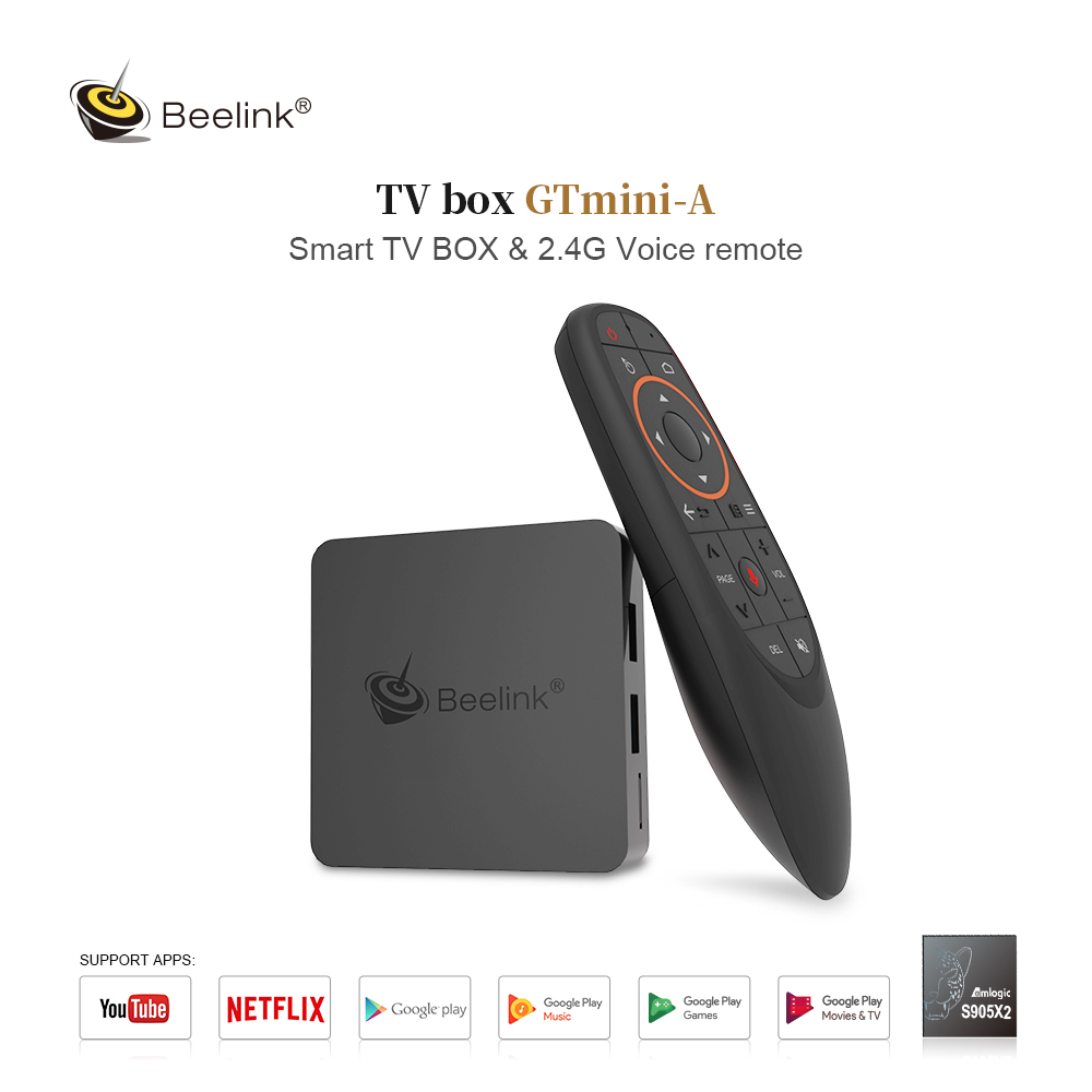 beelink gtmini-a tv box 4gb/64gb
