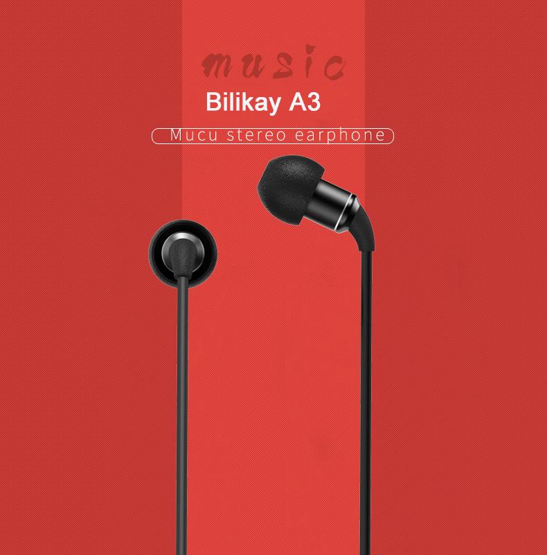 bilikay a3 bluetooth earbuds