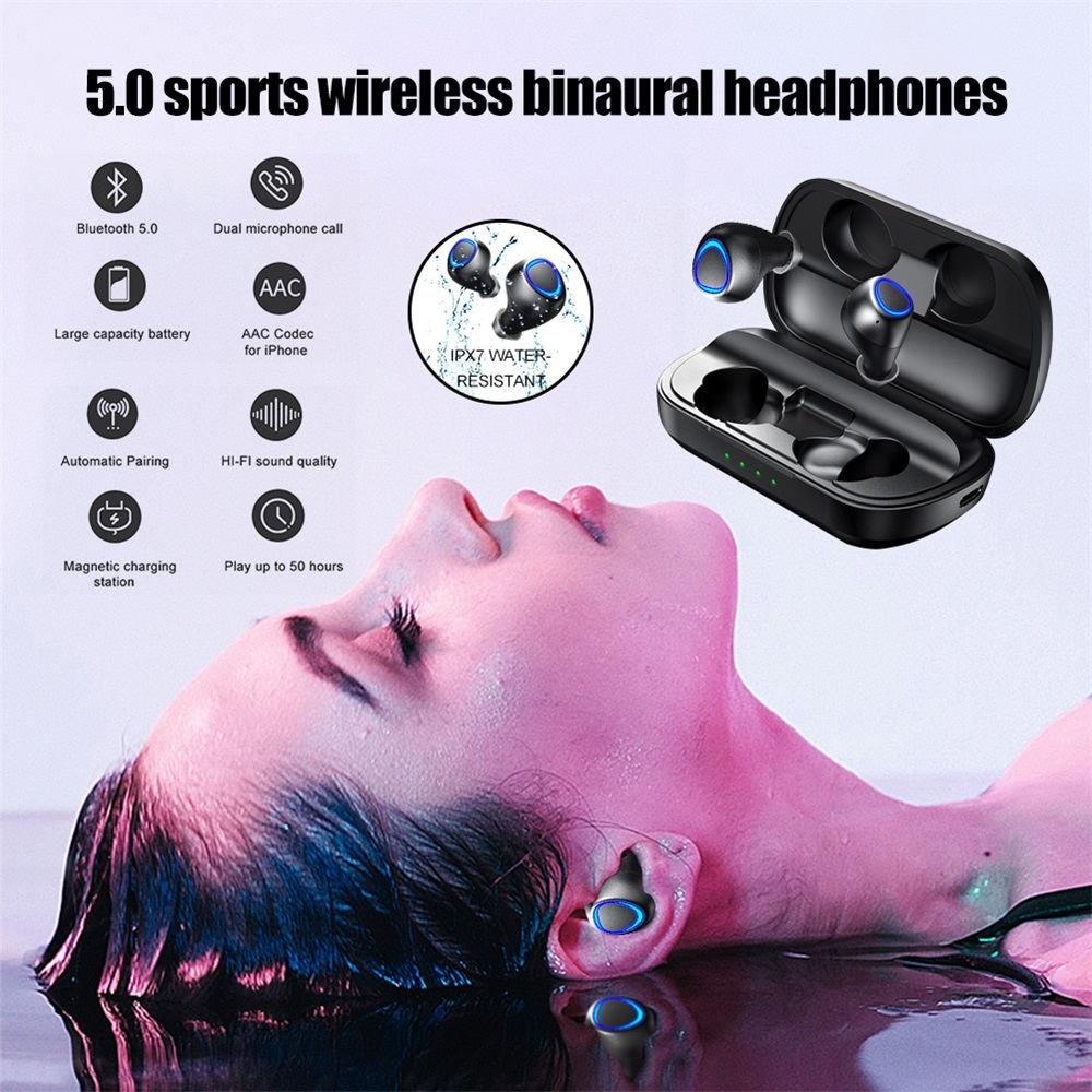 bilikay ip010 plus wireless earbuds