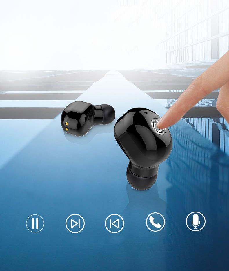 new bilikay m2t tws bluetooth earphones