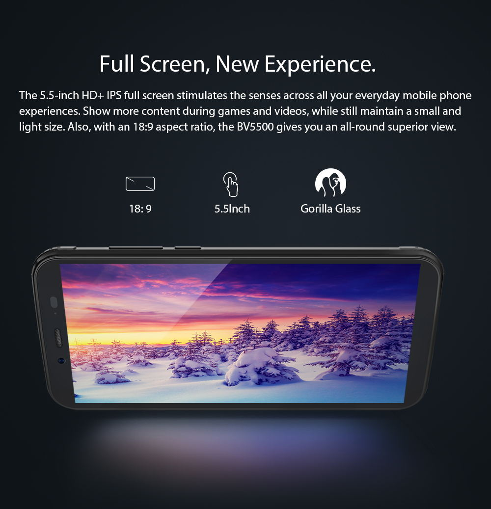 blackview bv5500 pro smartphone online