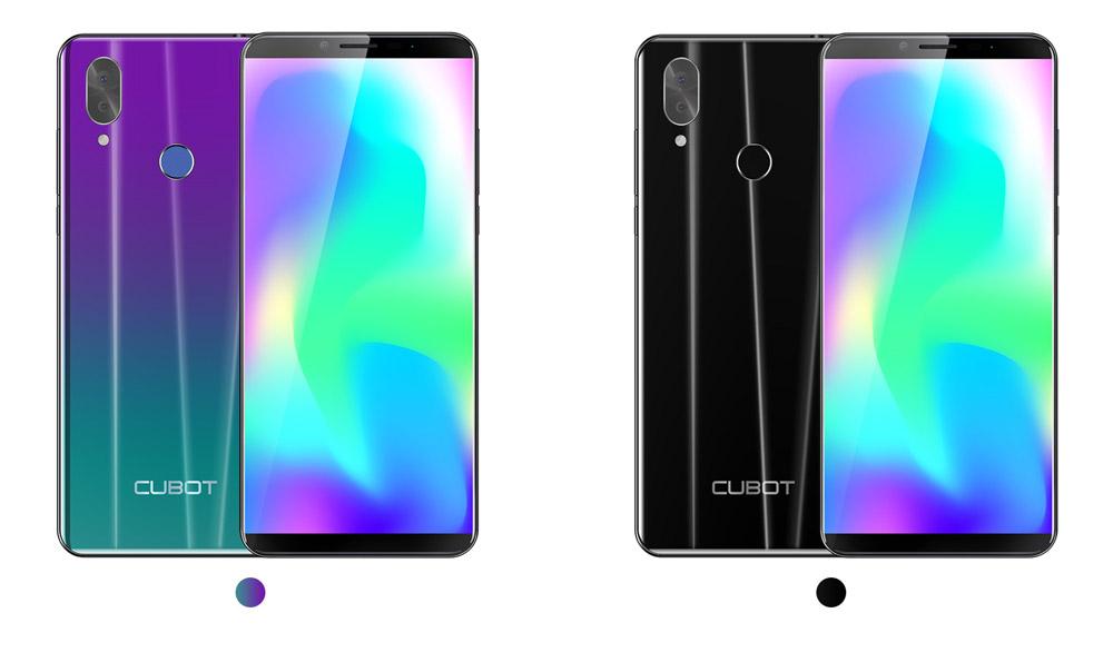 buy cubot x19 smartphone 4gb/64gb