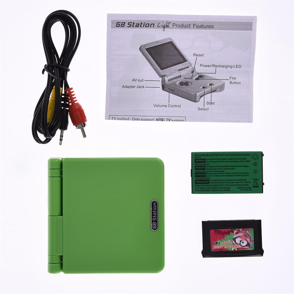 2019 dg-170gbz mini handheld game console