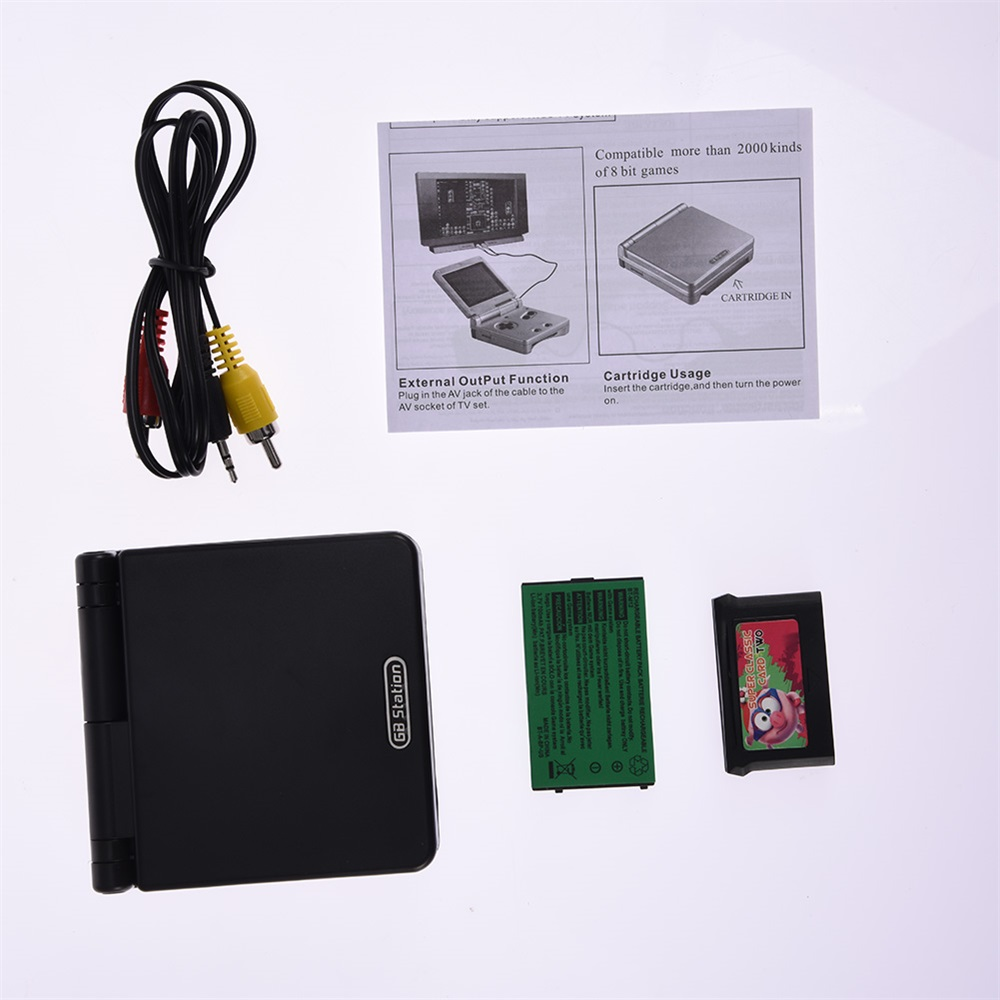 dg-170gbz mini handheld game console review