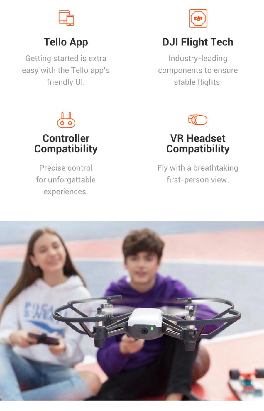buy dji tello mini toy drone