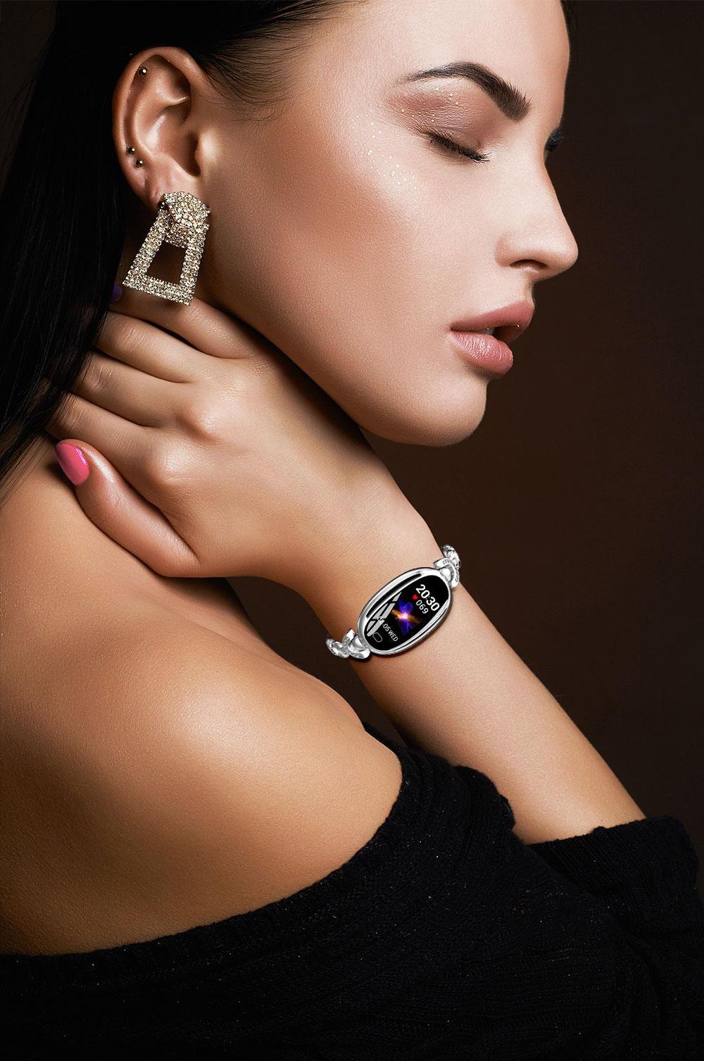 e68 smart women bracelet