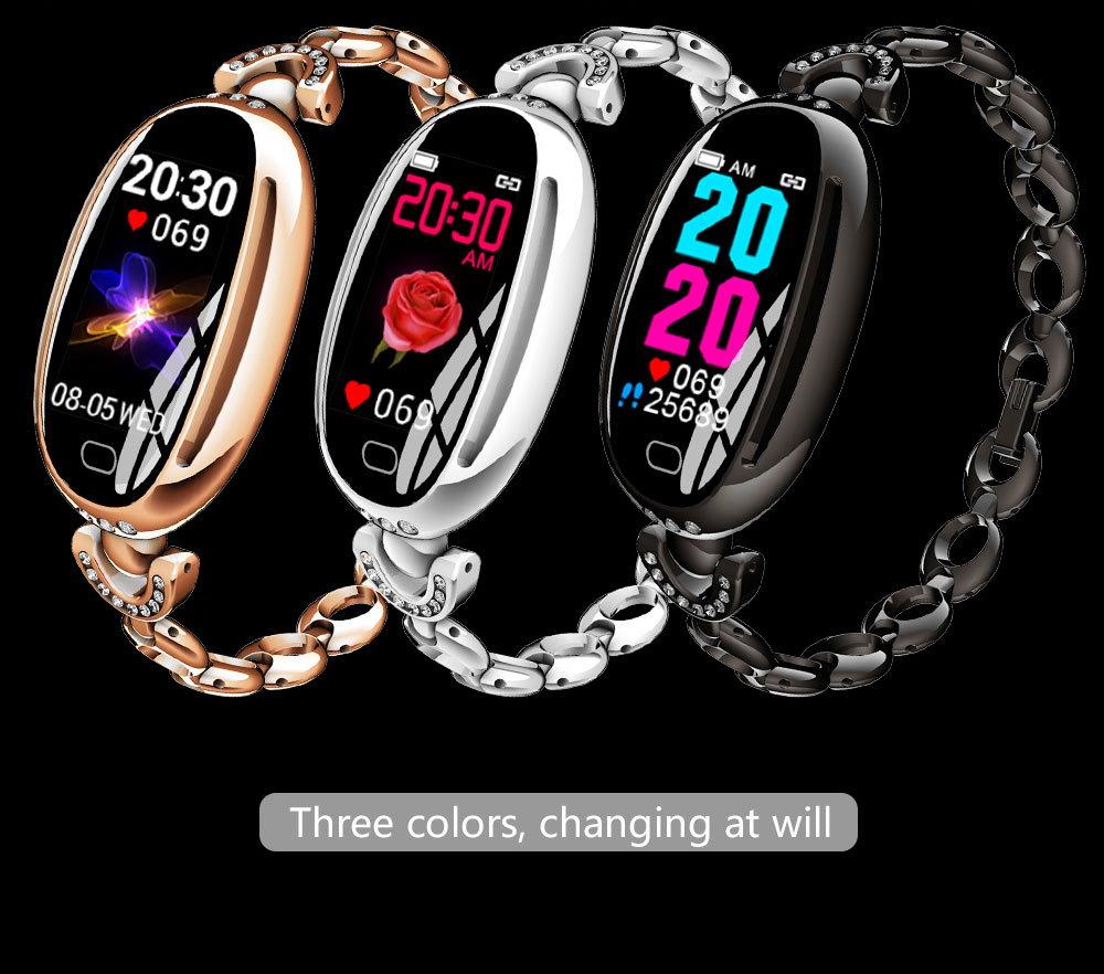 buy e68 smart women bracelet