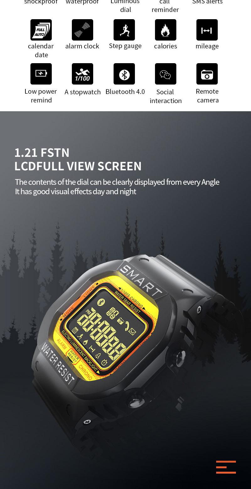 ex16t bluetooth smartwatch