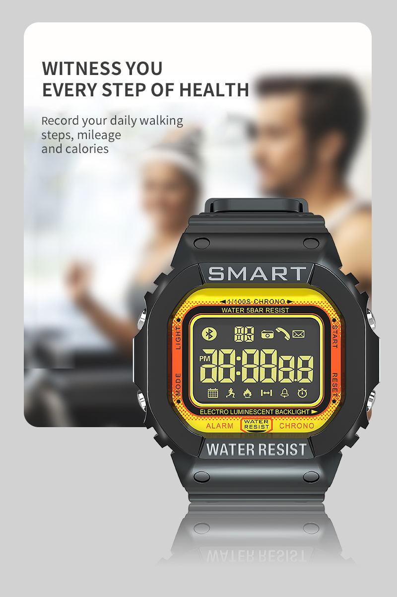 best ex16t bluetooth sport smartwatch