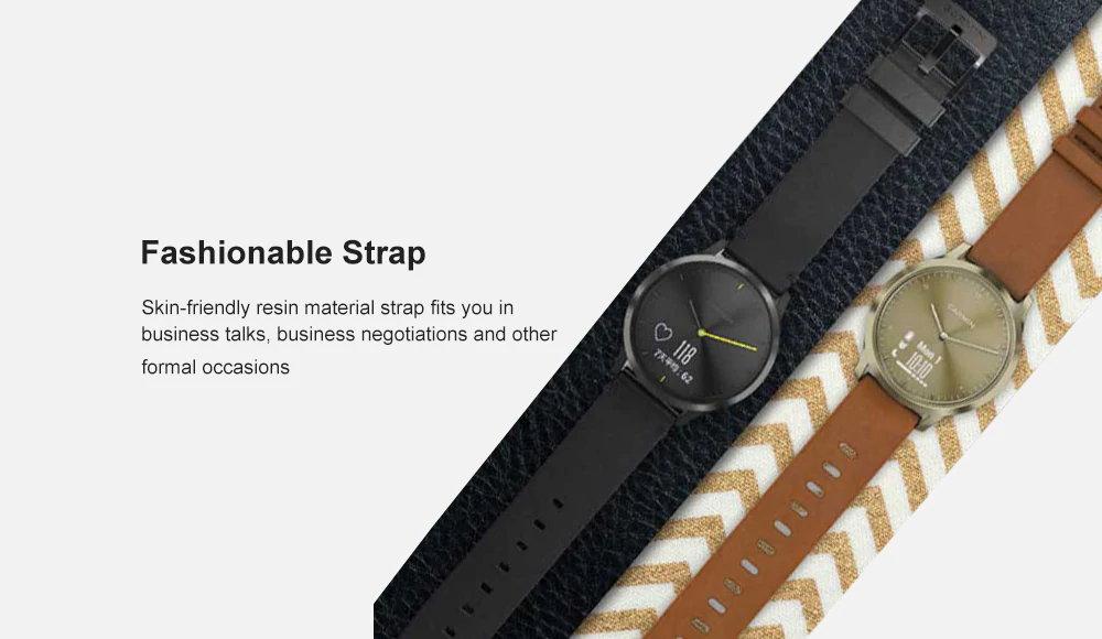 garmin vivomove hr classic smartwatch online